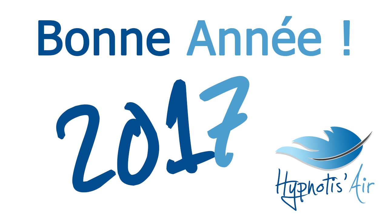 Bonne annee 2017