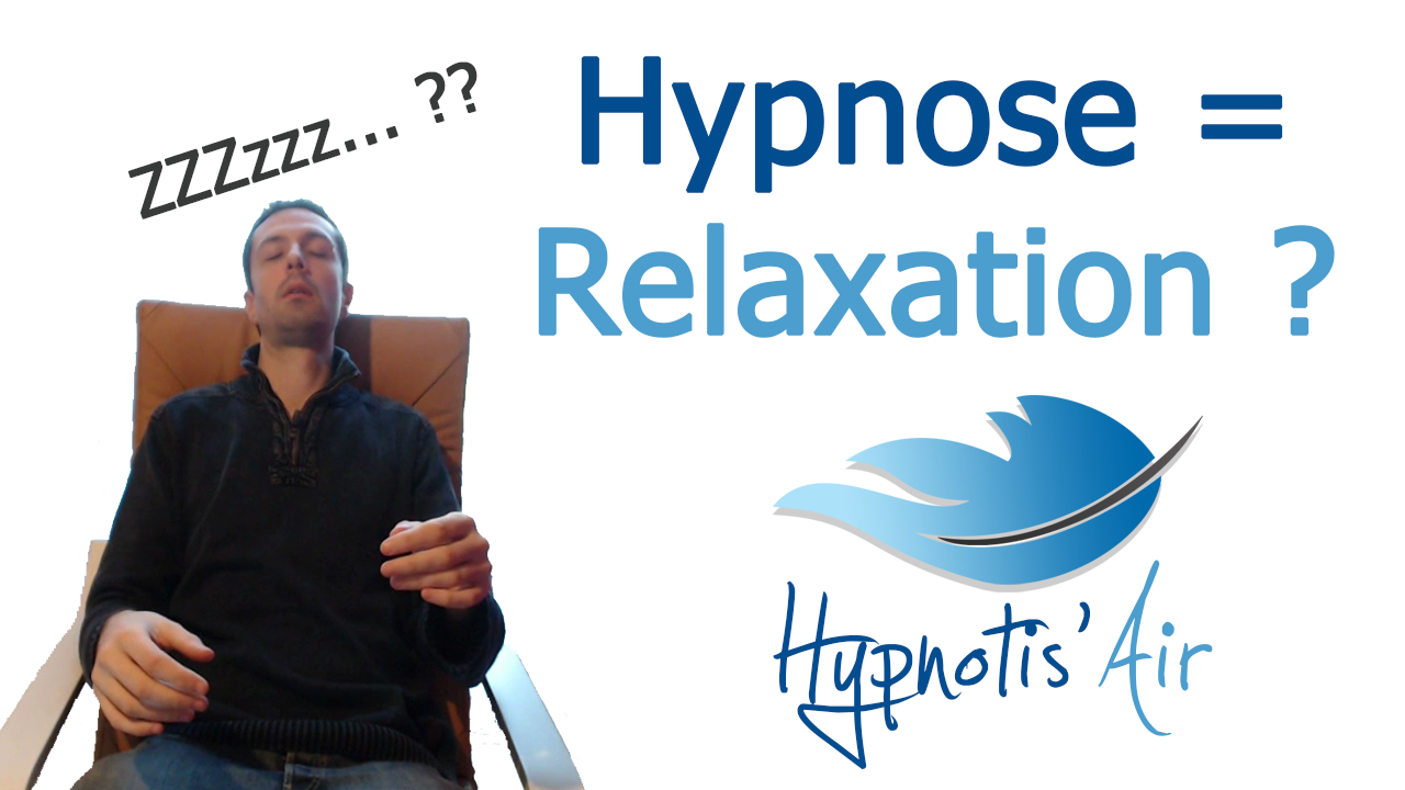 Hypnose = Relaxation ? Mes croyances